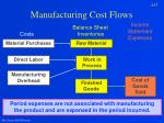 manufacturing cost flows2
