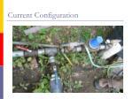 current configuration