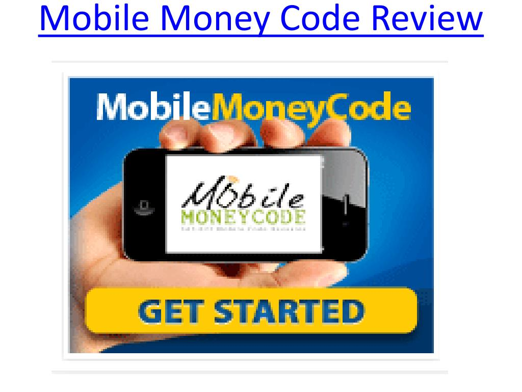 mobile money code review l.