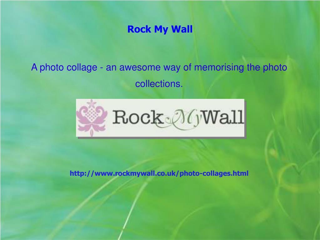 rock my wall l.