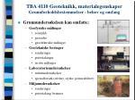 tba 4110 geoteknikk materialegenskaper grunnforholdsbestemmelser behov og omfang19
