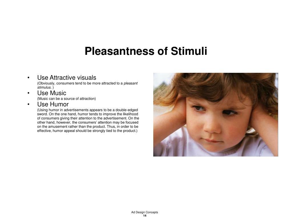 Pleasantness of Stimuli