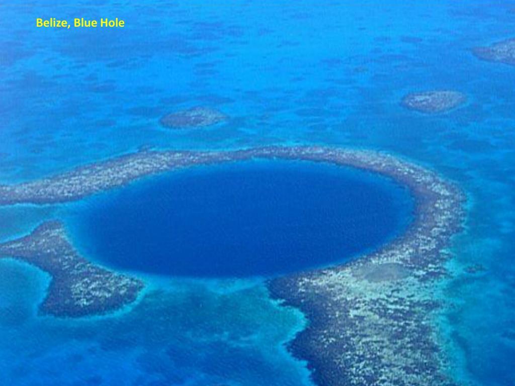 Belize, Blue Hole