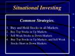 situational investing13