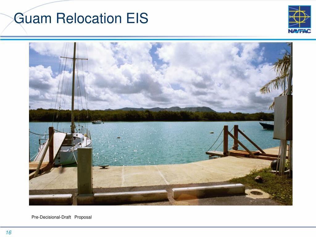 Guam Relocation EIS