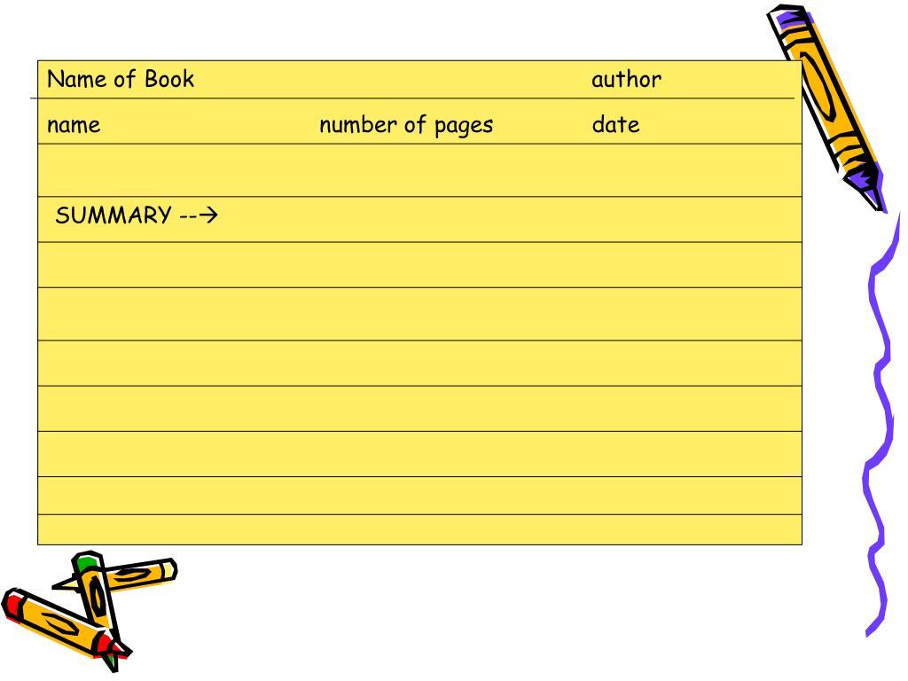 Name of Bookauthor
