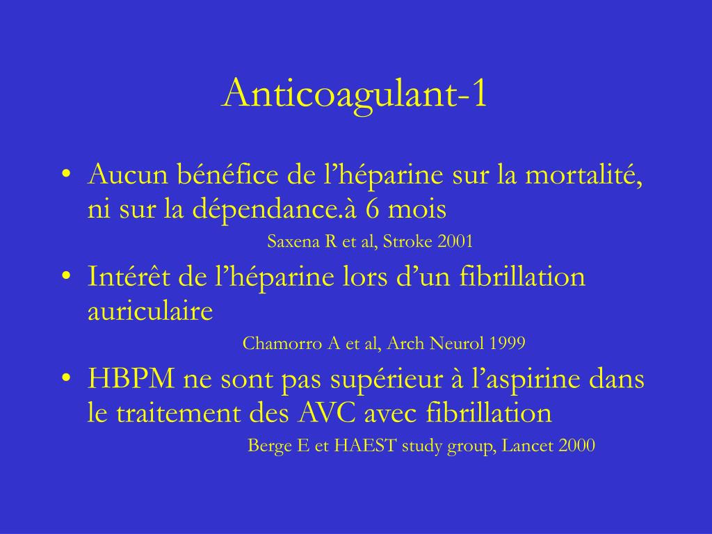 Anticoagulant-1