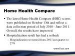 home health compare24