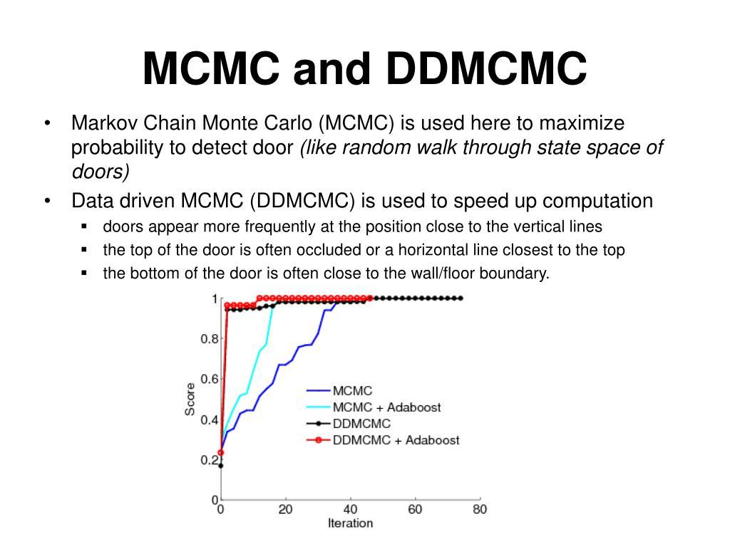 MCMC and DDMCMC
