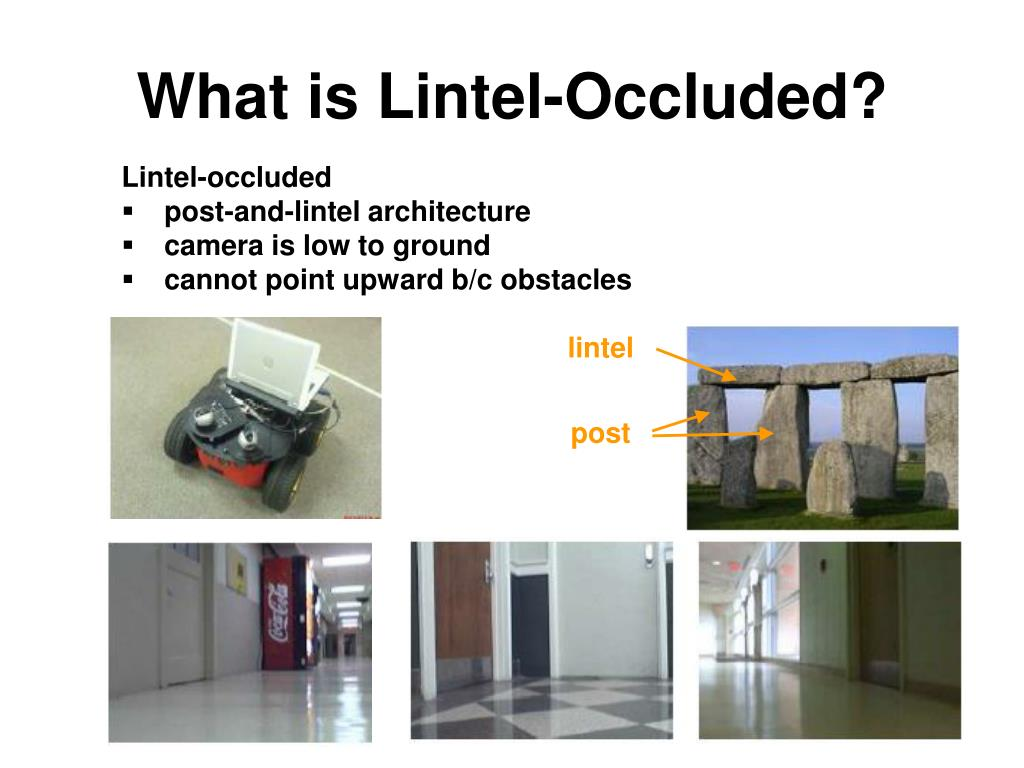 What is Lintel-Occluded?