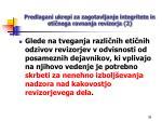 predlagani ukrepi za zagotavljanje integritete in eti nega ravnanja revizorja 2