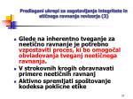 predlagani ukrepi za zagotavljanje integritete in eti nega ravnanja revizorja 3