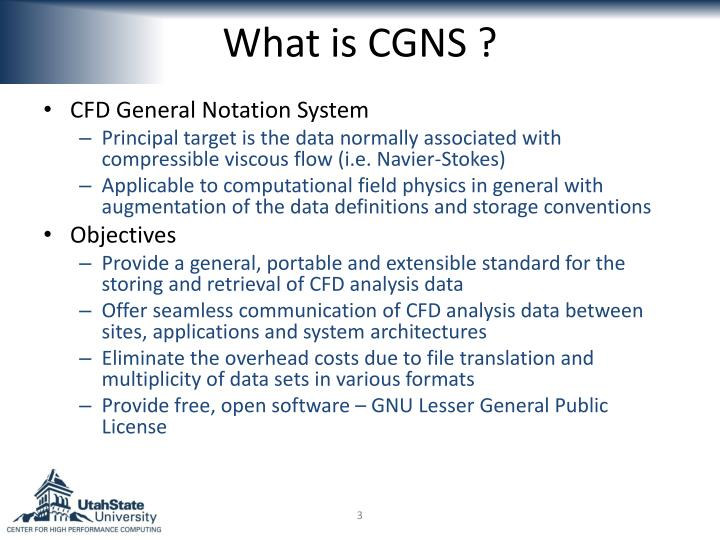 What is cgns