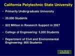 california polytechnic state university3