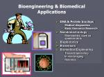bioengineering biomedical applications