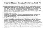 friedrich nicolai sebaldus nothanker 1773 76