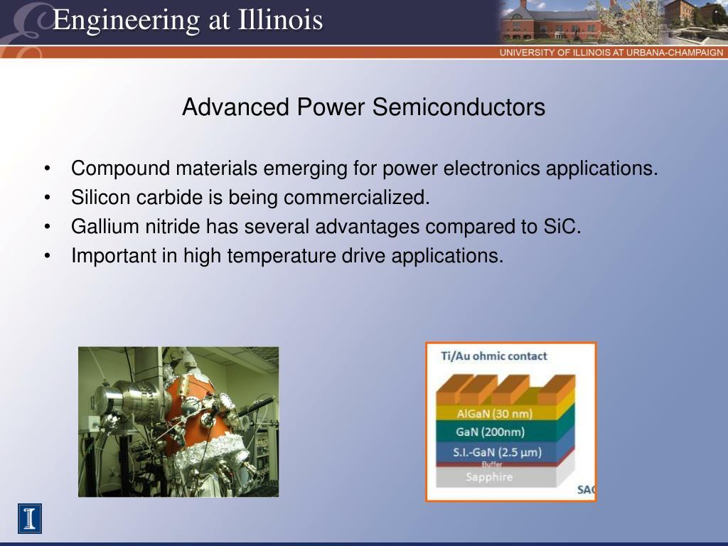 Advanced Power Semiconductors