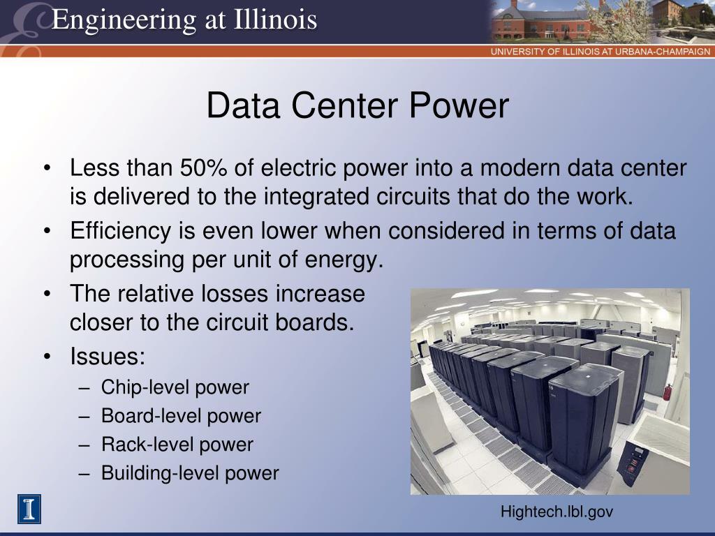 Data Center Power