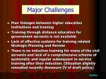 major challenges8