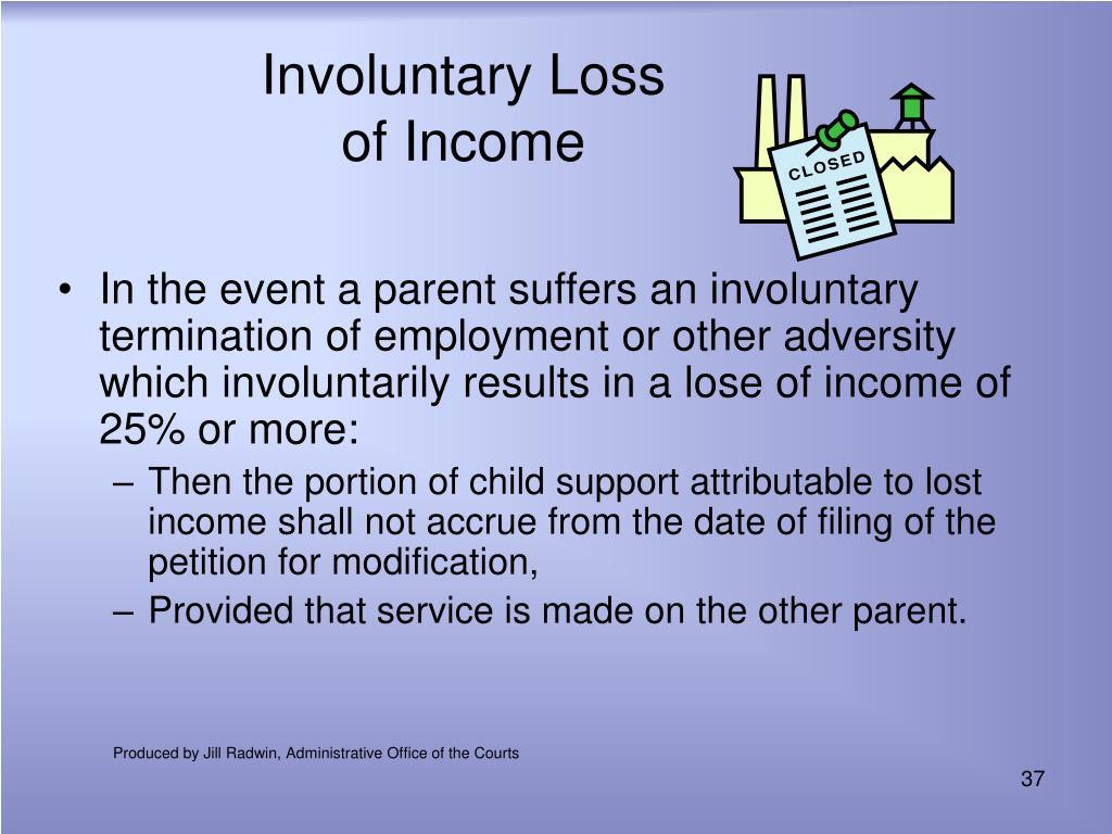 Involuntary Loss