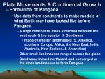 plate movements continental growth36
