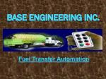 fuel transfer automation