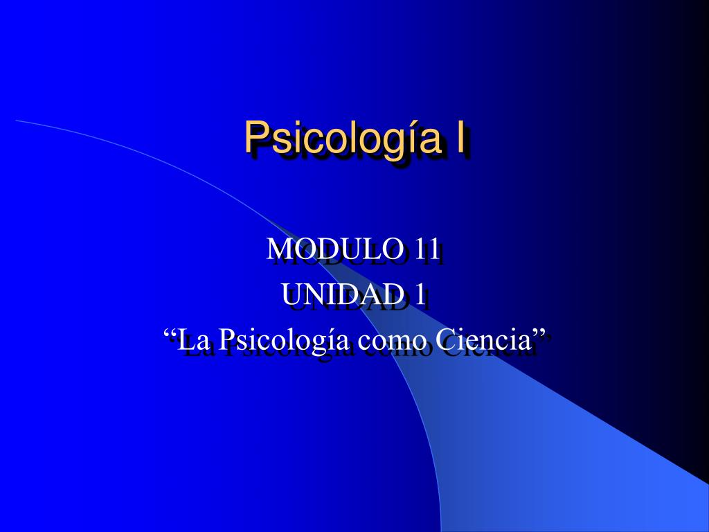psicolog a i l.