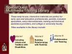 specialquest multimedia training library37