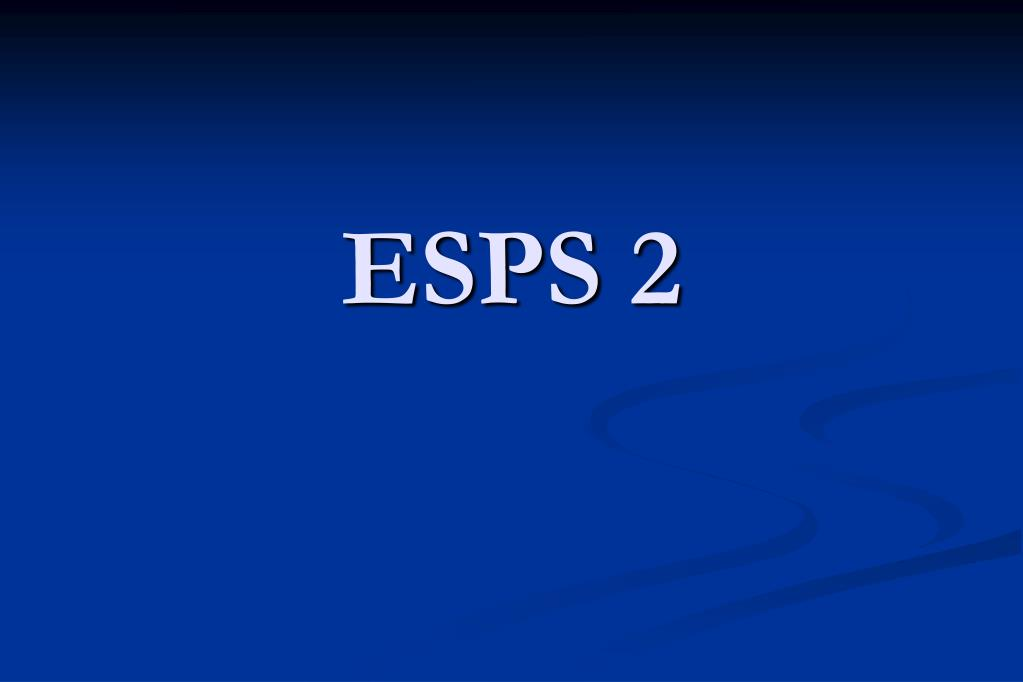ESPS 2