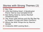 stories with strong themes 2