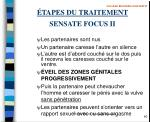 tapes du traitement sensate focus ii