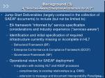 background 3 a services aware enterprise architecture for hl7