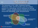 saeaf summary 5 the lens redux