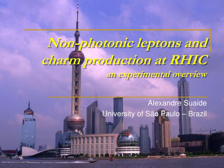 Non photonic leptons and charm production at rhic an experimental overview