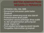 sistem administrasi negara di perancis