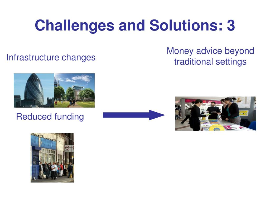 Challenges and Solutions: 3