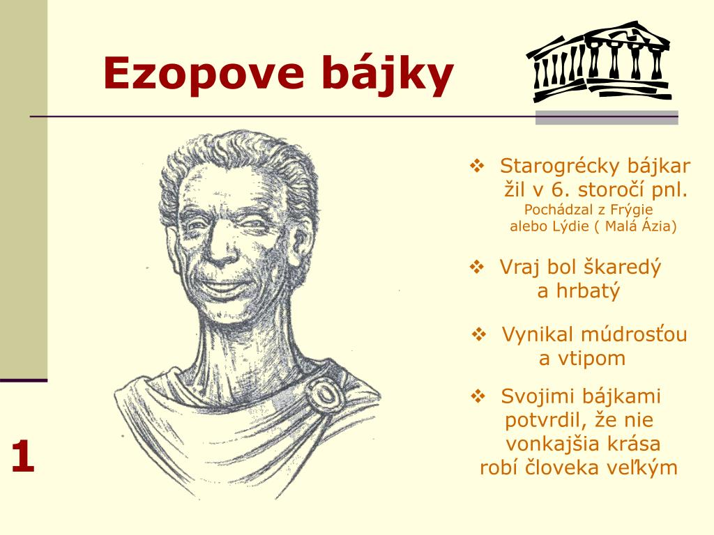 ezopove b jky l.