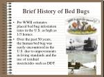 brief history of bed bugs5