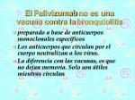 el palivizumab no es una vacuna contra la bronquiolitis