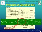 principle of operation 2 3