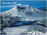 mount saint helens after may 1980