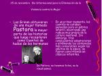 25 de noviembre d a internacional para la eliminaci n de la violencia contra la mujer2