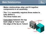 mate relationships