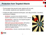 protection from targeted attacks