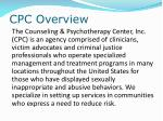 cpc overview
