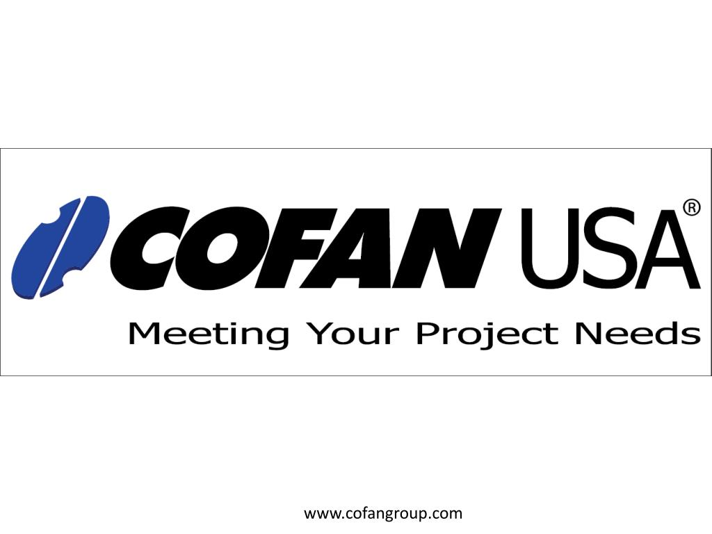 ppt - cofan usa powerpoint presentation