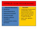 syphilis segni patognomonici15
