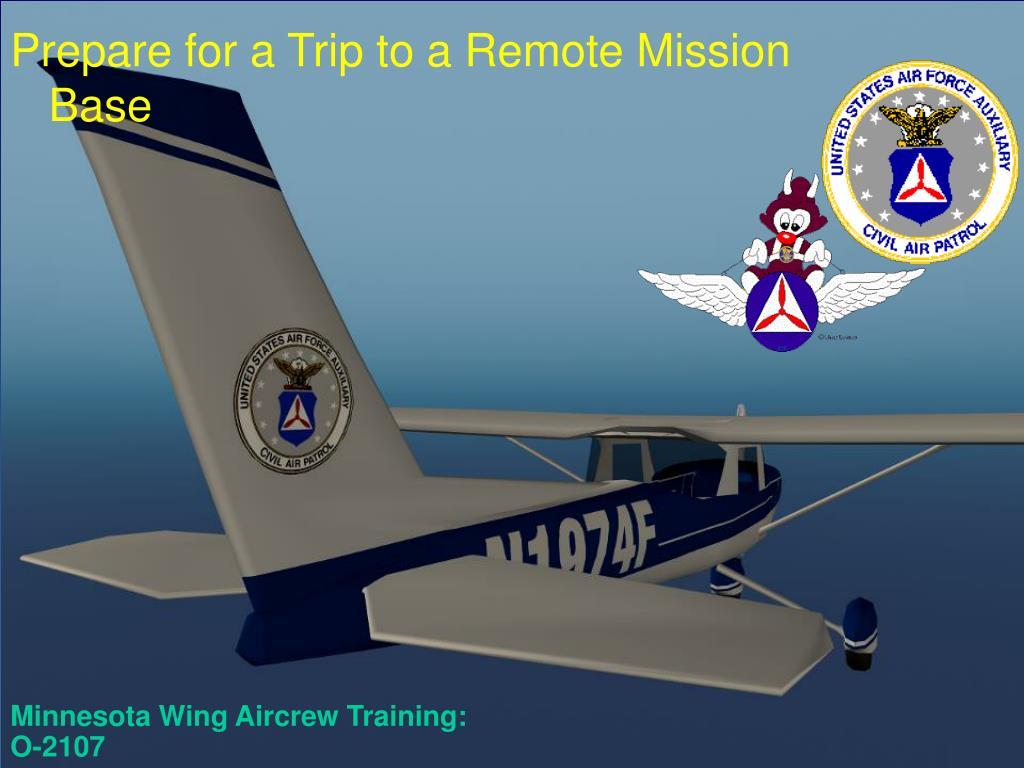 Minnesota Wing Aircrew Training: