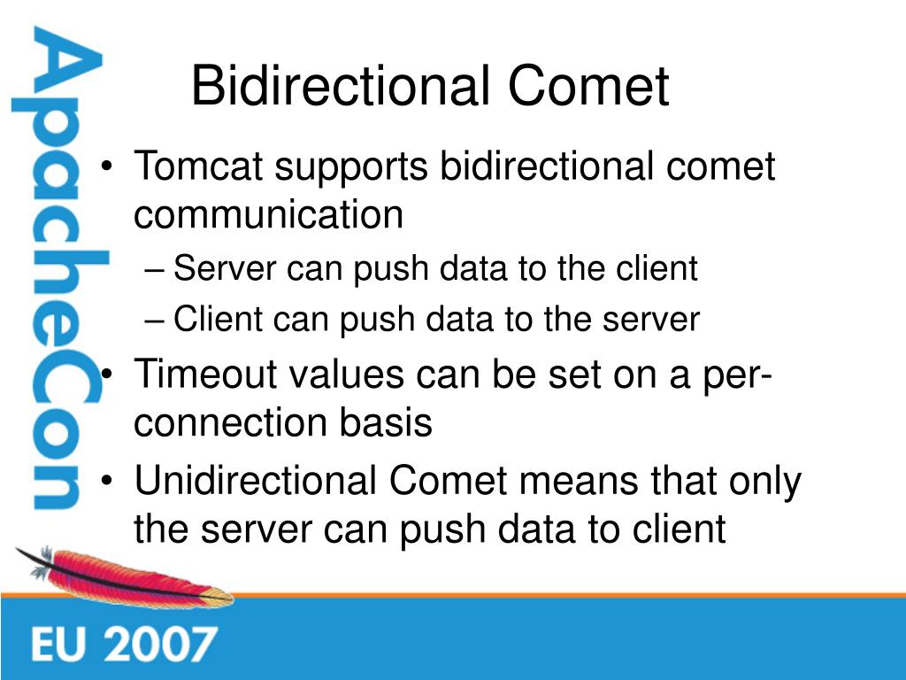 Bidirectional Comet