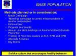 base population18